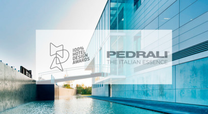 """100% Winners' Days"": The 100% Hotel Design Awards winners' prize sponsored by Pedrali"