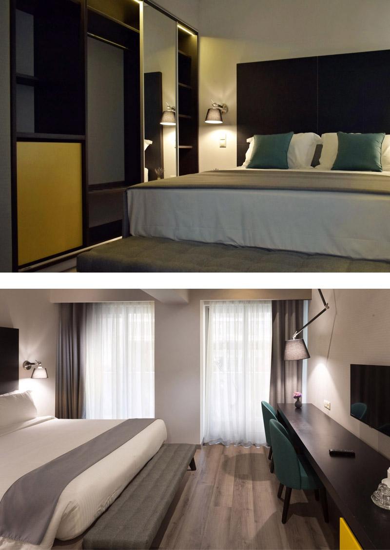 Lozenge hotel hotel design awards for Design hotel awards